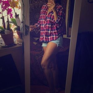 BDG urban outfitters flannel
